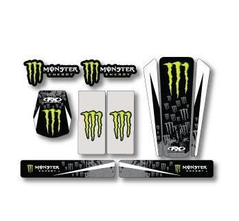 Factory Effex Trim Kit Monster Energy Universal -
