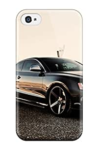 New Arrival Audi S4 30 For Iphone 4/4s Case Cover