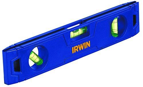 Irwin Tools 50 Magnetic Torpedo Level  9 Inch  1794159