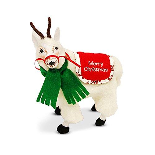 "Annalee - Winter Berry Goat 6"""