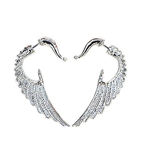 Vintage Back Angel Wings - 5