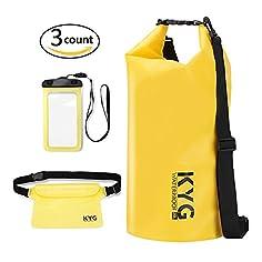 Kit de bolsa, funda y riñonera estanca 1