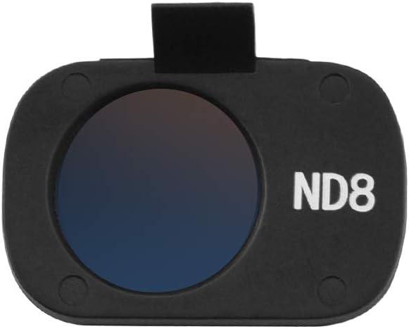 OUYAWEI Mini Lens Filter Universal for DJI Mavic Drone Camera UV//ND8//ND16//32//64 Circular Neutral Density Essential CPL ND8