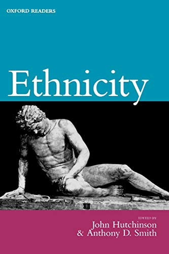 Ethnicity (Oxford Readers)