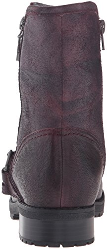 CLARKS Women's Suede Faralyn Rise Boot Aubergine wx0Yvg0qrA