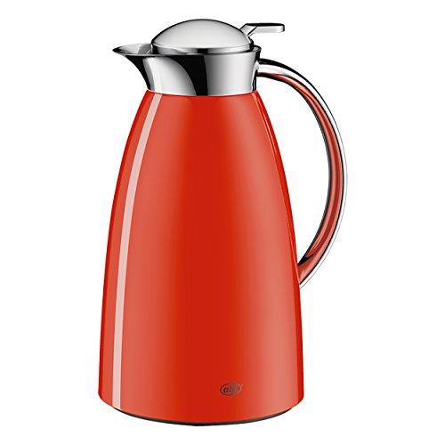 Alfi Vacuum Carafe Gusto, Thermal Carafe, Metal Painted, Screw Stopper, Coral, 1 Liter by Alfi