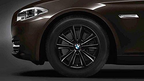 Original BMW 5er F10 F11 F18 Winterkomplettradsatz V-Speiche 236 schw. 17' Pirelli m. RSC m. RDC (Aktion)