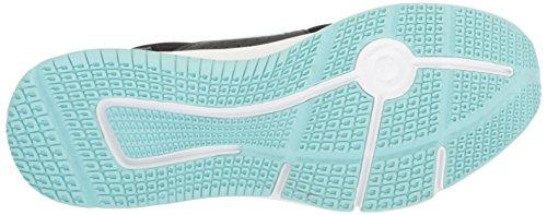 Reebok Womens White Blue Runner Lagoon Shoe Running Black Express Silver rrvwdg