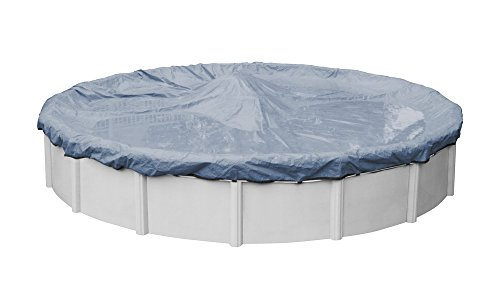 Robelle 4615 Value-Line Winter Pool Cover for Round Above Ground Swimming Pools, 15-ft. Round Pool