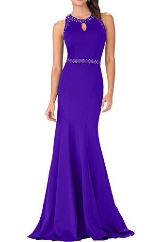 Festlichkleider La Regency Braut mia Damen Abendkleider Ballkleider Elegant Partykleider 2018 Satin Meerjungfrau zzFqrw6Pg
