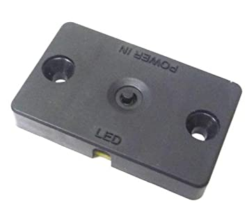 inspired led lighting. brilliant lighting led 4position dimmer switch for use with inspired lighting products in led c