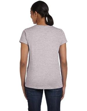 Hanes Ladies ComfortSoftCrewneck T-Shirt