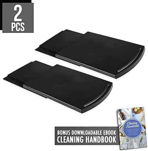 2pcs Coffee Maker Trays, 12