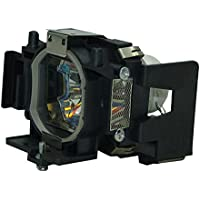 AuraBeam Sony VPL-CX76 Projector Replacement Lamp with Housing