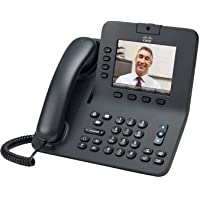 Cisco 8945 Four Line Color Video Display IP Phone, CP-8945-K9 - Lifetime Wty