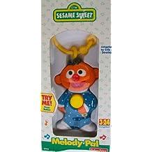 Sesame Street Ernie, Musical Take Along, Melody Pal, Carseat, Stroller Toy