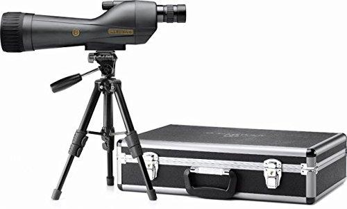 Leupold 170760 SX-1 Ventana 2 Spotting Scope, 20-60x80mm, Kit, Black/Gray