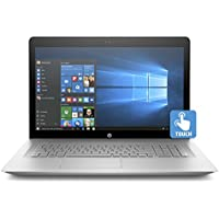 HP ENVY 17-inch Laptop, Intel Core i7-7500U, 12GB RAM, 1TB hard drive, Windows 10 (17-u110nr, Silver)