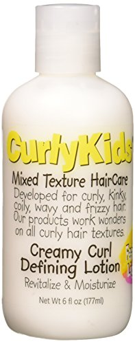 CurlyKids Curl Defining Lotion Ounce