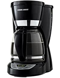Decker Cm1050B 12 Cup Programmable Coffeemaker Basic Info