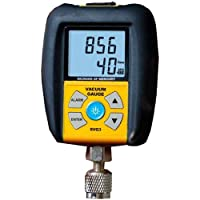 Fieldpiece SVG3 Digital Vacuum Gauge with Alarm