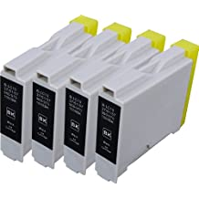 4 Pack Compatible Brother LC-51 4 Black for use with Brother DCP-130-C, DCP-350-C, DCP-540-CN, Fax-1355, Fax-1360, Intellifax 1360, Intellifax 2480C, MFC-240-C, MFC-260-C, MFC-3360-C, MFC-440-CN, MFC-465-CN, MFC-5460-CN, MFC-5860-CN, MFC-665-CW, MFC-685-CW, MFC-845-CW, MFC-885-CW. Ink Cartridges for inkjet printers. LC-51-BK © Zulu Inks