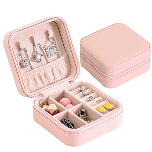 Cloud River Tourist Jewelry Storage Box Jewelry Collection Bag Necklace, Earrings, Rings, Bracelets (Kitchen Roll Holders 10 Of The Best)