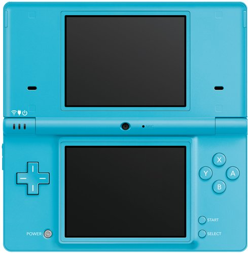 Nintendo DSi Console - Blue (Dsi Light)