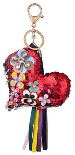 Keychain AlphaAcc Charms Handbags Sequins product image