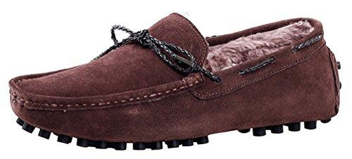 CFP - Stivali da neve uomo Brown