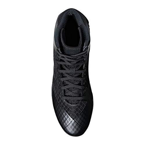 Adidas 4 Tapis nbsp;wrestling Wizard Anthracite noir Chaussures q8EqrnfW1