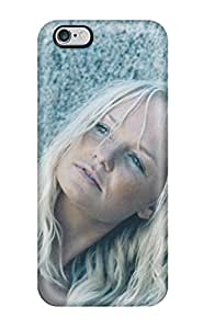 New Arrival Case Cover With CRY-610PaBXEaZy Design For Iphone 6 Plus- Emma Bunton 5 Blue Blonde People Women