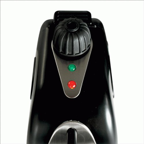Gemoro Brilliant Spa Black Diamond 50 PSI Personal Jewelry Steam Cleaner