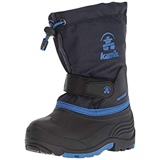 Kamik Girls' Waterbug5 Snow Boot