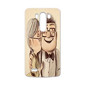 Happy Carl and Ellie Cell Phone Case for LG G3