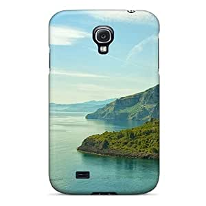 Premium Galaxy S4 Case - Protective Skin - High Quality For Italian Coast