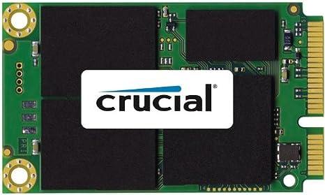 Crucial 240 GB M500 mSATA 240 GB Serial ATA III - Disco SSD (240 ...