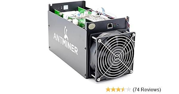 bastante baratas para toda la familia despeje Amazon.com: AntMiner S5 ~1155Gh/s @ 0.51W/Gh 28nm ASIC Bitcoin ...
