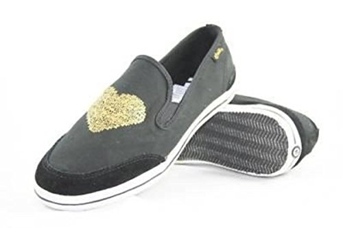 Etnies Skateboard Slipper Chambosa Black/Gold