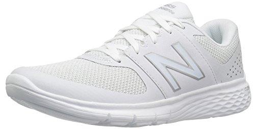 Shoes White Womens New (New Balance Women's WA365v1 CUSH + Walking Shoe, White, 8.5 D US)