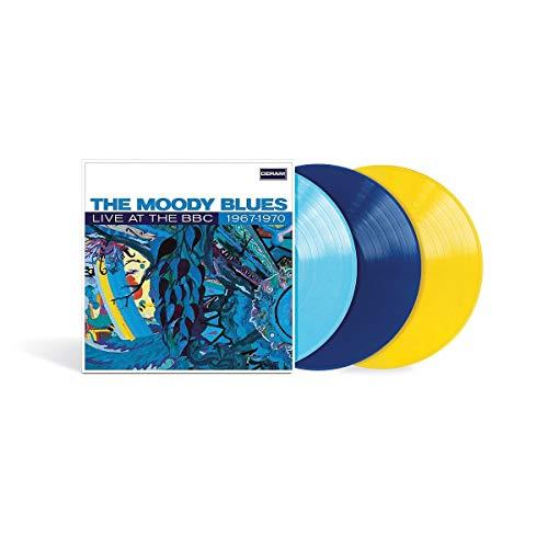 Live At the BBC 1967-1970 [3 LP][Light Blue/Dark Blue/Yellow]