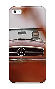 DanRobertse MZTYmAU7776asGzO Case Cover Skin For Iphone 5c (mercedes 230 Sl Roadster 1963)