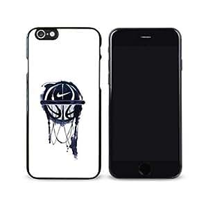 Just Do it Nike logo image Custom iPhone 6 Plus 5.5 Inch Individualized Hard Case