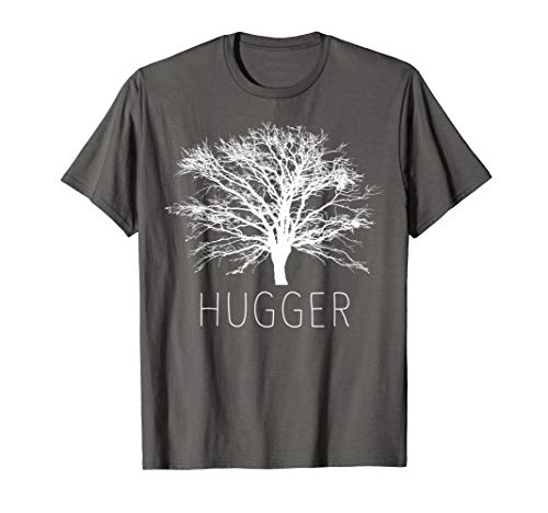 (Tree Hugger Outdoor Lover T-Shirt Camping/Hiking Earth Day)