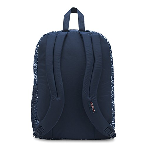 JanSport Unisex Big Student Oversized Backpack Navy Field Floral by JanSport (Image #3)