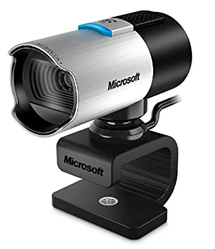 Microsoft Q2F-00013 USB 2 0 LifeCam Webcam