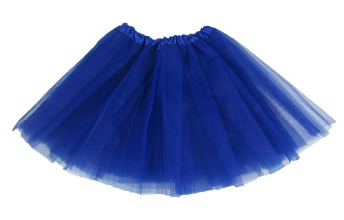 [Hairbows Unlimited Royal Blue Dance or Ballet Tutu] (Kids Tutu)