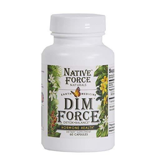 DIM Force -  Estrogen Balance. for Hormonal Acne, Menopause,