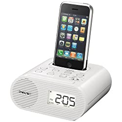 Sony ICFC05iP 30-Pin iPod Alarm Clock Speaker Dock
