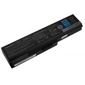 Original Toshiba portátil batería para Toshiba Satellite C640 L635 L675D L740 L770 L770D L775D U400D Series fits PA3817U-1BRS PA3819U-1BRS PABAS228 PA3634U-1BAS - 10.8V 4400mAh
